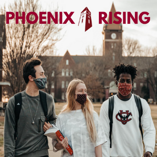 Cover of Spring 2021 Phoenix Rising